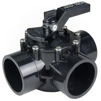 "Jandy 2"" -  2.5"" Never Lube 3-Port Valve 4717 - Sunplay"