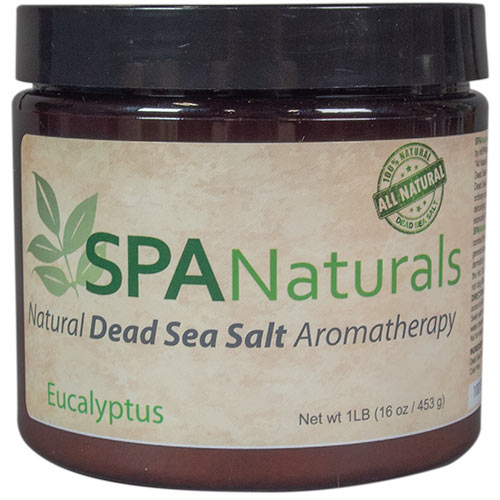 InSPAration Spa Naturals Aromatherapy Crystals