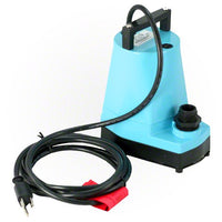 Little Giant 5-MSP Submersible Pump 505000 - 10 Foot Cord - Sunplay