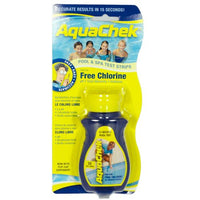 AquaChek Chlorine Test Strips - Sunplay