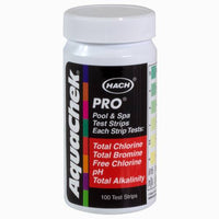 AquaChek Pro 5 in 1 Test Strips - 100 Strips - Sunplay