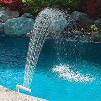 Poolmaster Waterfall Fountain - Sunplay