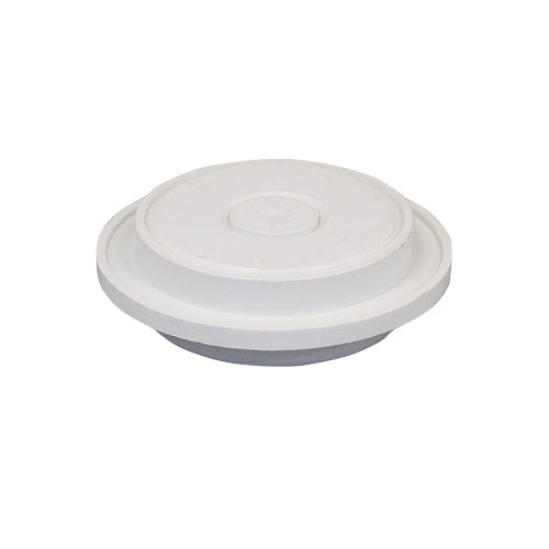 "A&A Quik Water Stop 1-1/2"" x 3"" - White - 550555"