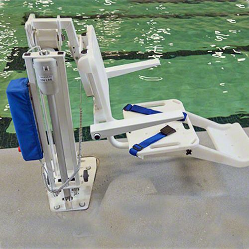 S R Smith Multilift Pool Lift With Folding Seat Amp Arm