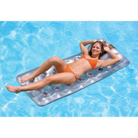 Intex 18-Pocket Suntanner Lounge - Sunplay