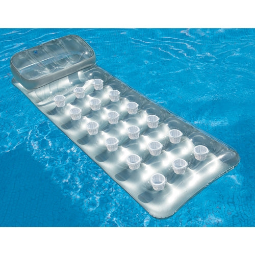 Intex 18 Pocket Suntanner Lounge 58894ep Swimming Pool
