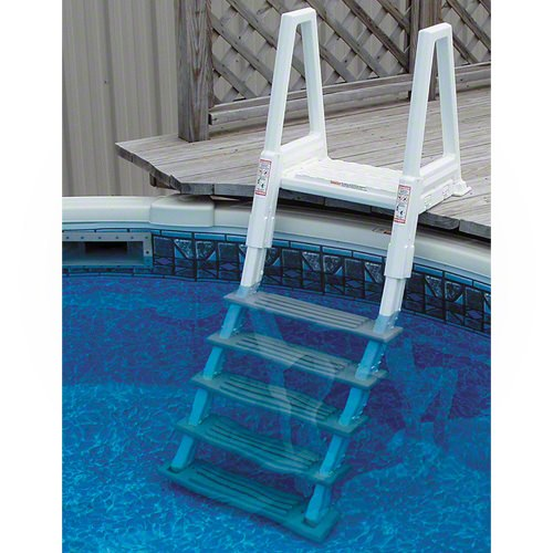 Confer Plastics Pool Deck In Pool Ladder 6000b Sunplay