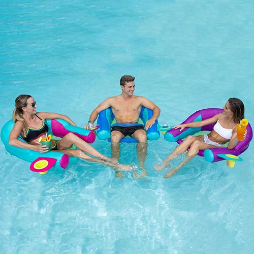 Swimways AquaLinx Connecting Pool Float