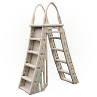 Confer Plastics A-Frame Pool Ladder 7200 - Sunplay
