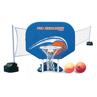 Pro Rebounder Poolside Basketball/Volleyball Game Combo - Sunplay