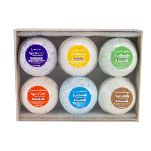 InSPAration Spa Bomb's - Gift Pack
