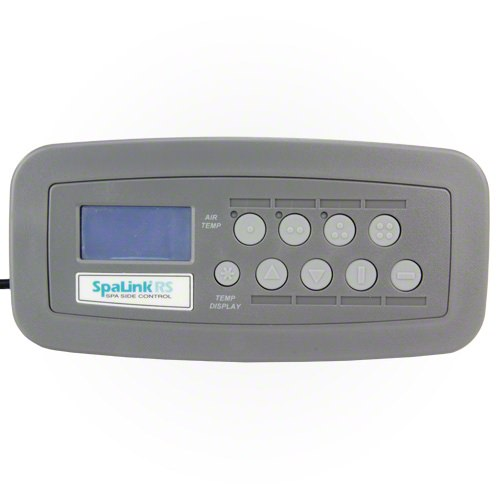 Jandy Spalink Rs 8 Function Control Panel Spalink Rs