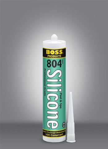 Boss 804 Silicone Ceramic Tile Grout