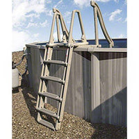 Confer Plastics Ground-to-Step Ladder 8100X - Sunplay