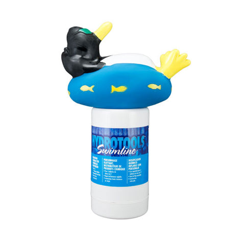 Swimline Cool Penguin Floating Pool Chlorinator