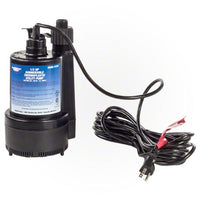 Superior Pump 1/3 HP Submersible Pump - Sunplay