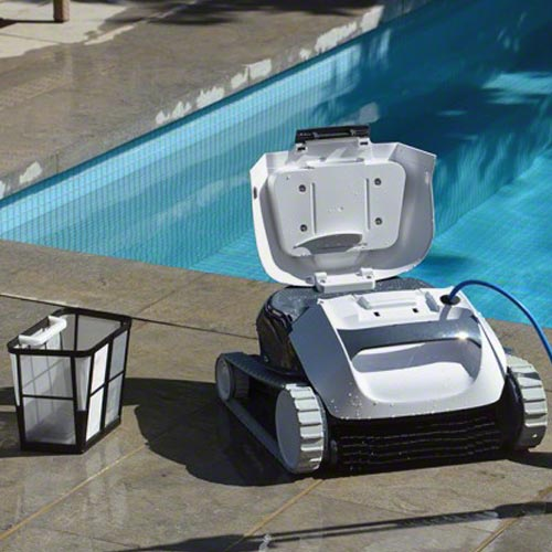 Dolphin E-10 Robotic Pool Cleaner