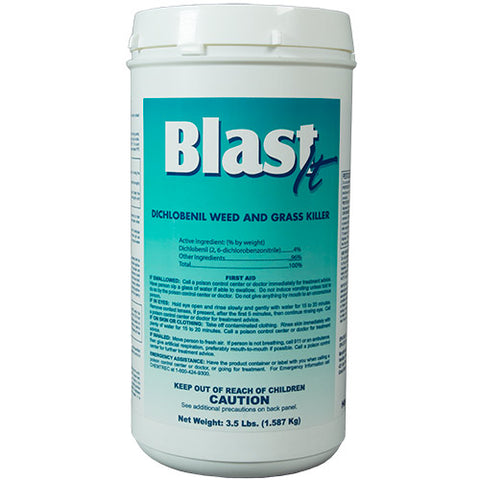 Blast It Weed and Grass Killer