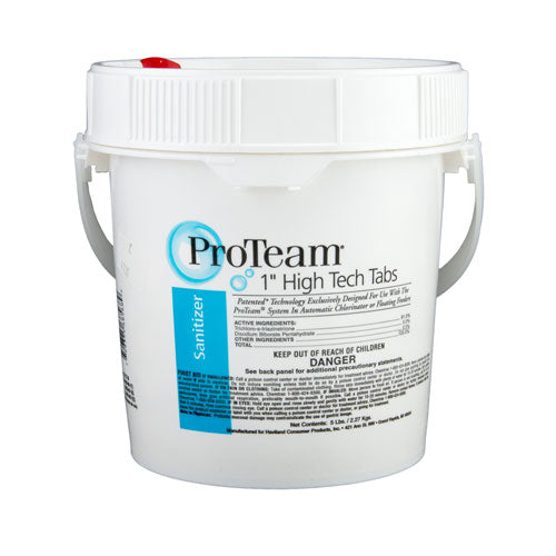 "ProTeam 1"" High Tech Tabs - 5 Pounds"