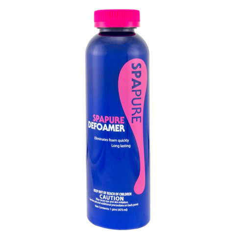 Spa Pure Defoamer 16 oz