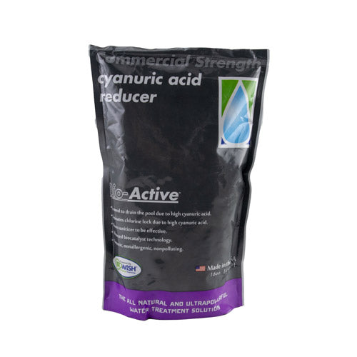 Bio-Active Cyanuric Acid Reducer
