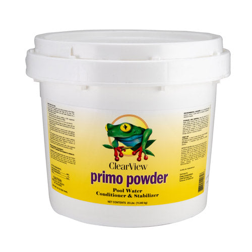 ClearView Primo Powder Conditioner & Stabilizer - 25 Pounds