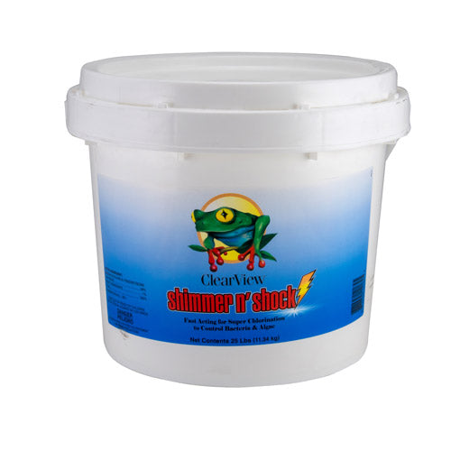 ClearView Shimmer n' Shock - 25 Pounds
