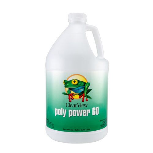 ClearView Poly Power 60 - Gallon