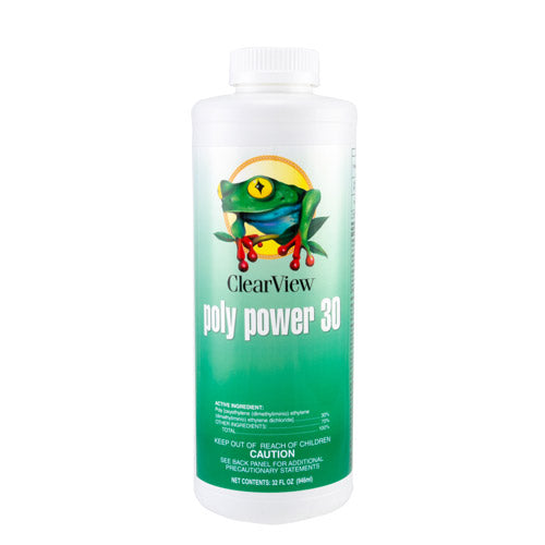 ClearView Poly Power 30 - 32 Ounces