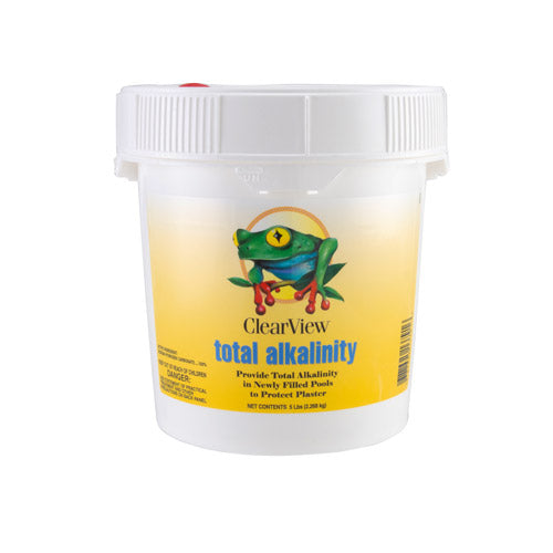 ClearView Total Alkalinity - 5 Pounds