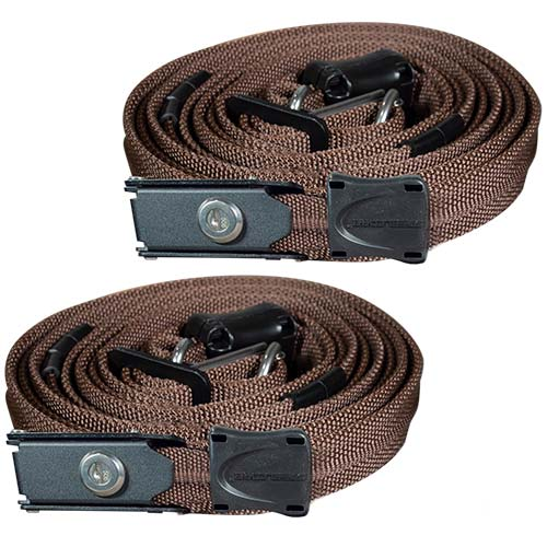 Steel Core Spa Security Straps - Set of 2