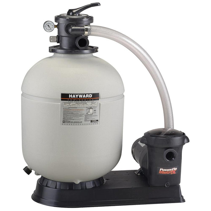 Hayward Pump and Filter System W3S180T92S