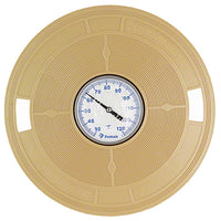 Pentair Skimmer Lid With Thermometer L4B - Almond - Sunplay