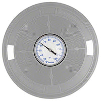Pentair Skimmer Lid With Thermometer L4G - Grey - Sunplay