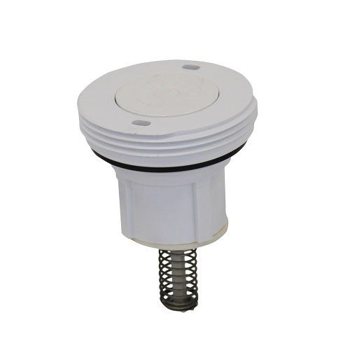 A&A Pool Valet High Flow Retro-Fit Replacement Head - White - 521720