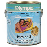 Olympic Paralon 2 Pool Paint - Sunplay