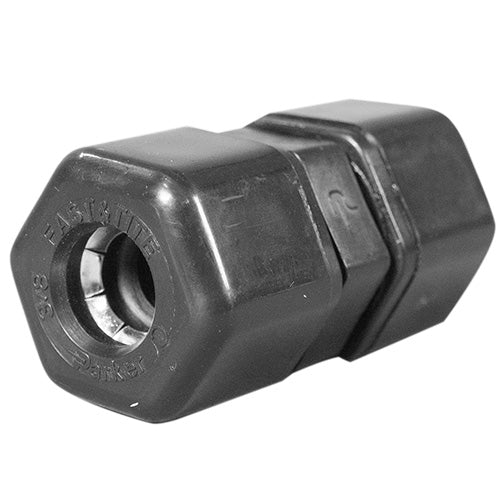 "Parker Compression Fitting - 3/8"" Tubing x 3/8"" Tubing"