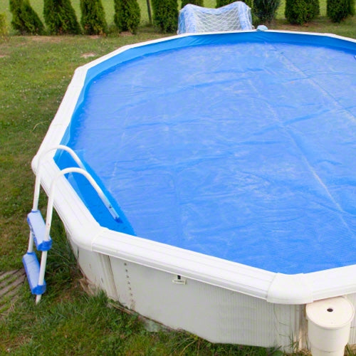 above ground pool solar covers. Yard Guard Blue Solar Blanket 21\u0027 Round - 8 Mil Above Ground Pool Covers H