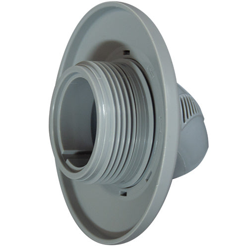 Infusion Threaded Inlet V-Fitting with Flange