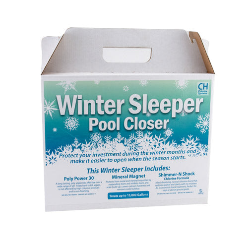ClearView Winter Sleeper Pool Closing Kit - 15,000 Gallon Pools