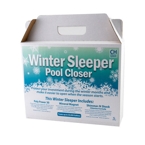 ClearView Winter Sleeper Pool Closing Kit - 35,000 Gallon Pools