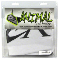 Oreq Pro Animal Leaf Rake Sand and Silt Bag - Sunplay