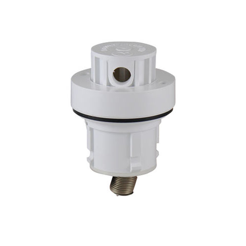 A&A Style I High Flow Cleaning Head (Internals) - White - 521439