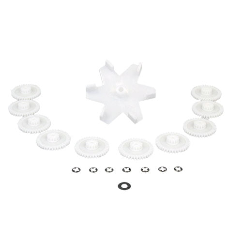 A&A 5&6 Port Top Feed Gear Kit (Kit A) - 522634