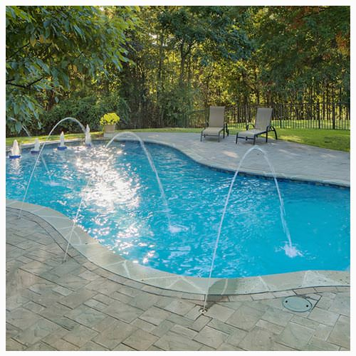 Pool Water Features — Sunplay