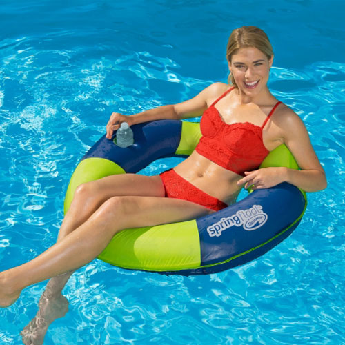 Swimways Spring Float Sun Tube Loungers