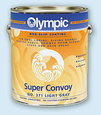 Olympic Super Convoy Non-Slip Coating - Sunplay