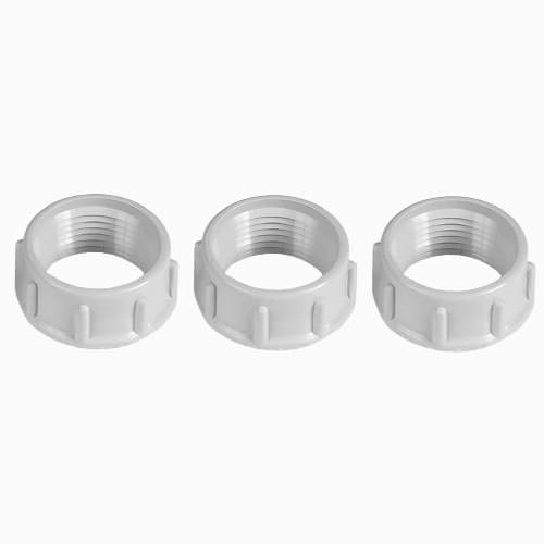 Hayward Mender Nut, Gray - Set of 3 TVX7000MNPK3 - Sunplay