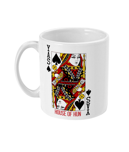 Yas Queen of Spades Mug