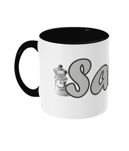 Salty Two Toned Mug